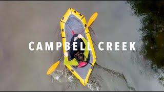 Campbell Creak Rafting
