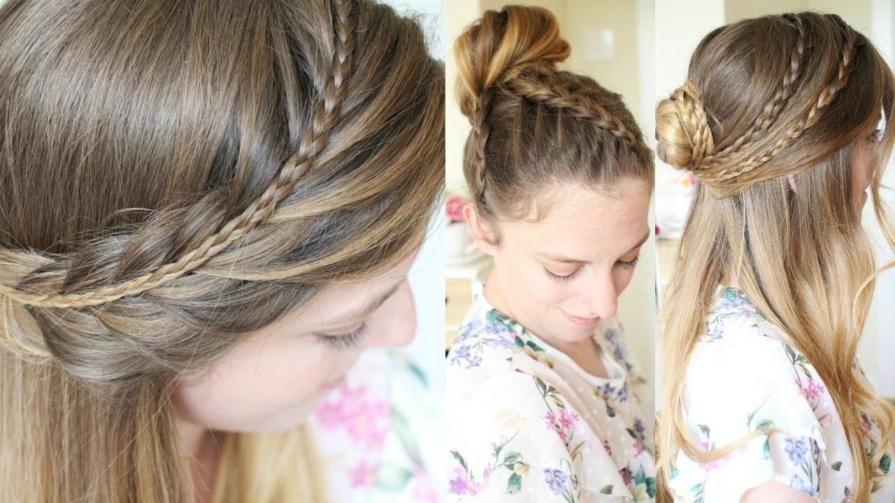 4 school hairstyles 2017