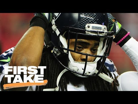 Richard Sherman Not Over Seahawks' 2014 Super Bowl Loss | First Take | May 25, 2017