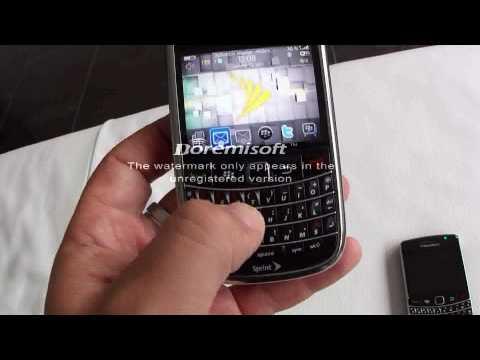 BlackBerry Bold 9650 vs Bold 9700