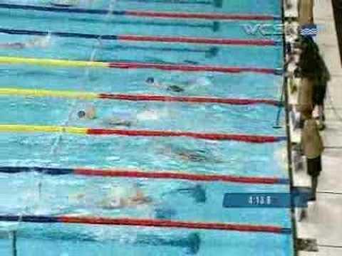Kirsty Coventry (ZIM) - 400m IM