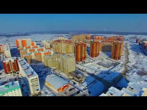 Агидель-ИнвестСтрой. Третий отчетный ролик о ходе строительства жилых домов в микрорайоне Дема