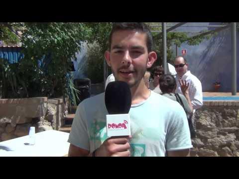Javier Cabestre, ganador del XVI Condau de Ribagorza en modalidad juvenil