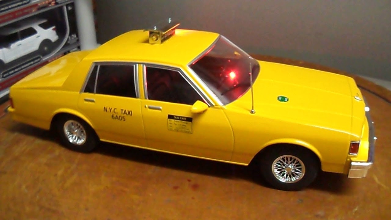 Nyc Nypd Taxi Police Undercover Chevy Caprice Classic 1 18 1973 Toyota Land Cruiser Ebay Scale Name 6877mercedes