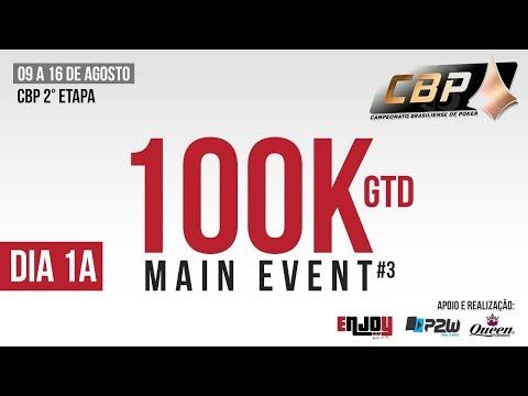 CBP - 100K GTDs - Dia 1A - Enjoy Sport - Brasilia