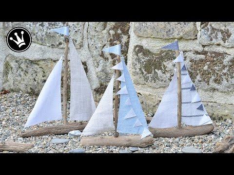 diy-seegelboote-aus-treibholz-mit-liebevollen-details-/-maritime-deko-/-sommerdeko-|-howto