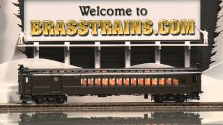 048759-HO OMI 6291.2 Overland E-L Erie Lackawanna MU Trailer Combine