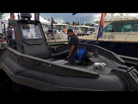 2019 Flibs Boat Show ! Ribs Tenders And Dinghies !