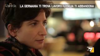 Lavoro in Italia e Germania
