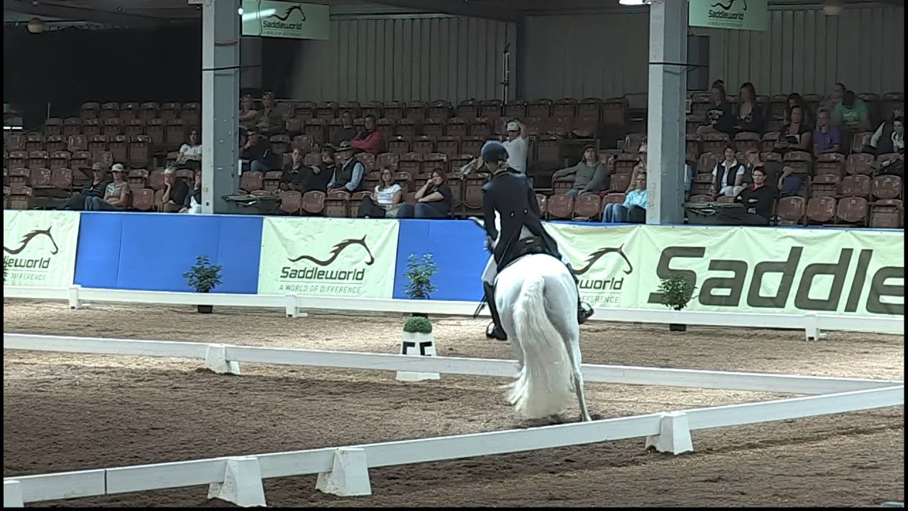EQ Life Live TV - 2012 Saddleworld Dressage Festival Aachen Challenge