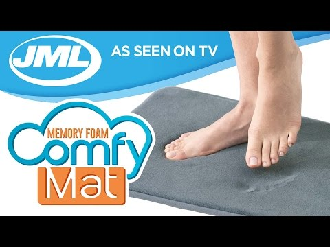 Memory Foam Comfy Mat From JML