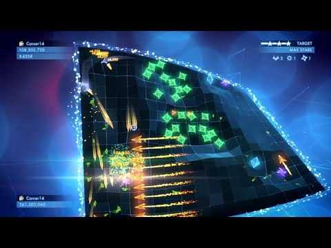 Geometry Wars 3 - Twisted Blister (Evolved) 280M (PC)  