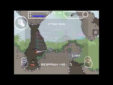Mini Militia: CLANWAR: L7 vs DLC (reupload)
