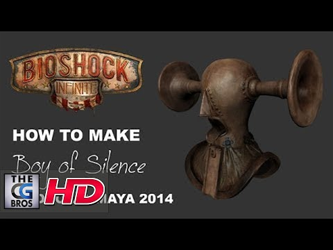 "CGI HD: ""How To Make Bioshock Infinite: Boy of Silence"" - by Gregory Stark"