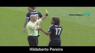 Red Card Celebrations in Football