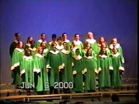 BROADWAY CONCERT – South Plainfield High School, New Jersey 2000