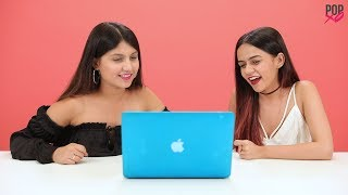 Komal And Cherry React To Old Videos - POPxo