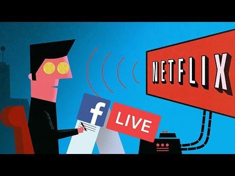 [Facebook LIVE] Netflix, Google, Facebook… Notre Cerveau Adore ! - Science & Vie TV