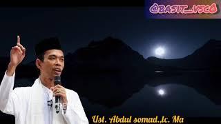 Ceramah sedih - mengingat kematian, ust. abdul somad., lc.ma