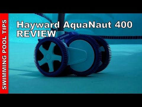 Hayward Aquanaut 174 200 Suction Side Cleaner Review