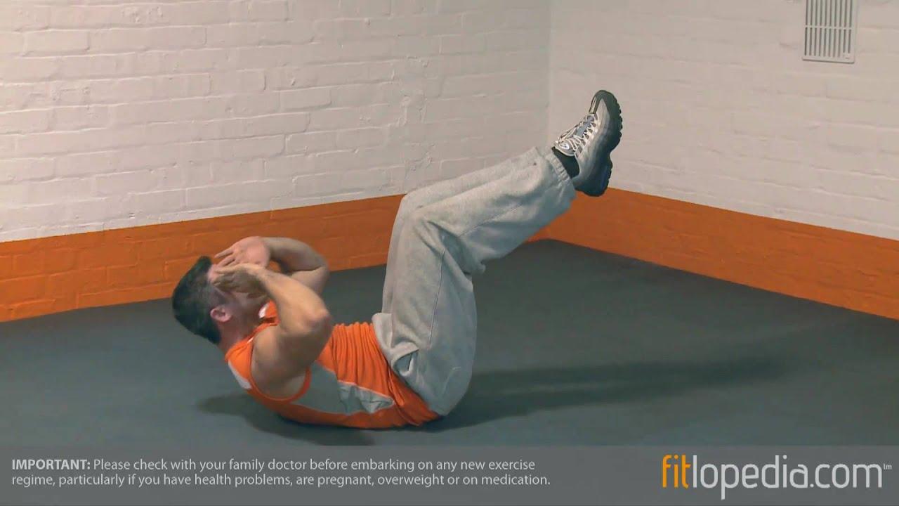 Floor Crunch Legs 90 Degrees Youtube