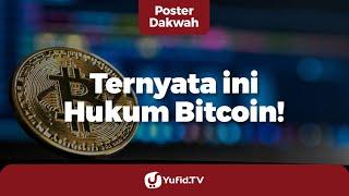Bitcoin Indonesia: Hukum Bitcoin dalam Islam - Poster Dakwah Yufid TV