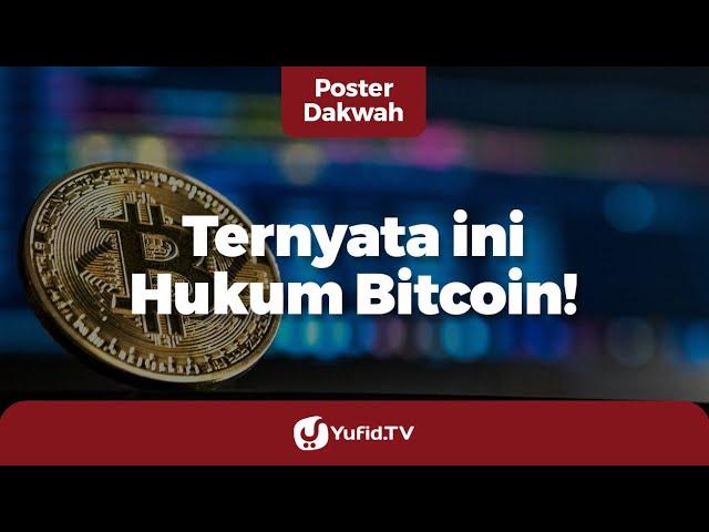 trading bitcoin dalam islam