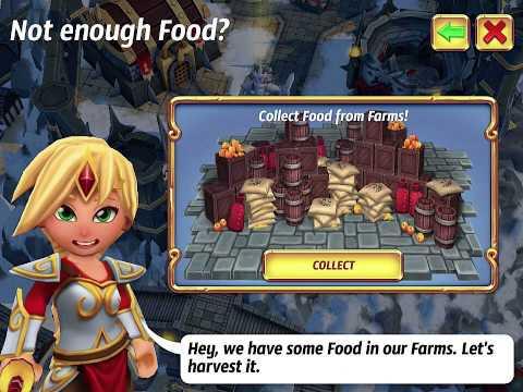 Royal Revolt 2: Elite Raids -- Trophy Farming In The Top 10