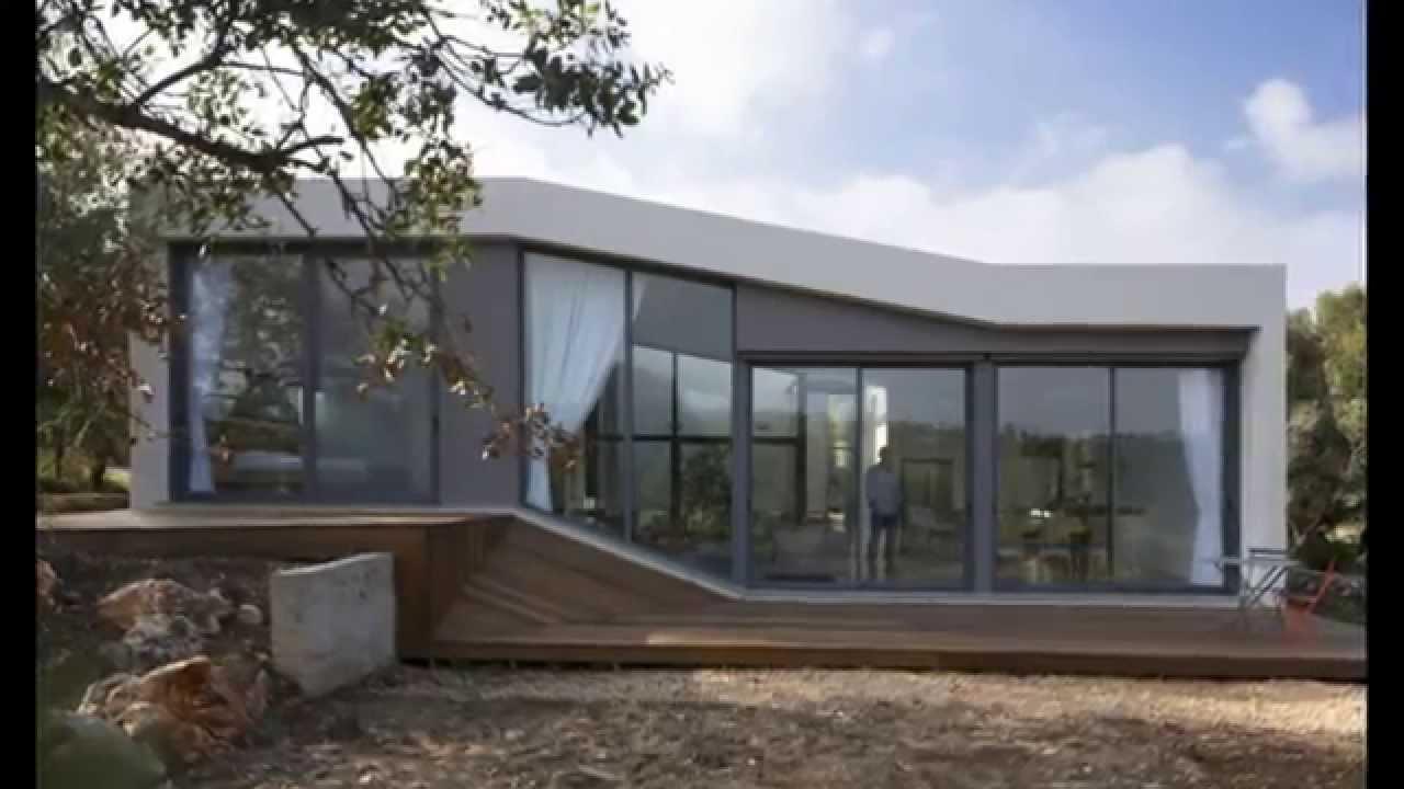 Интерьер одноэтажного современного дома