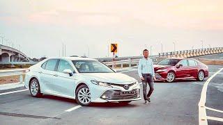 1 tỷ mua Toyota Camry 2.0 hay Mazda6 2.5?   XE HAY