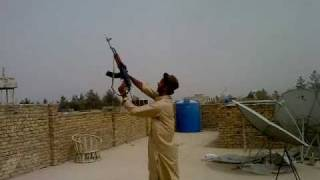 Asad Khan Kakar full on ak47