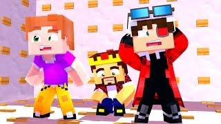 КАКАЯ ИЗ МИЛЛИОНА КНОПОК НАСТОЯЩАЯ? АИД ПОЗЗИ И ДЕМ ПЫТАЮТСЯ НАЙТИ НАСТОЯЩУЮ КНОПКУ! Minecraft