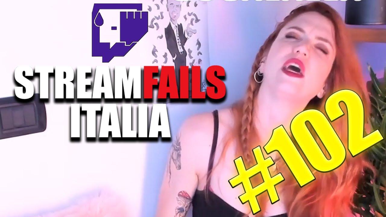 Stream Fails Italia Compilation #102 | CottoQ | ThuggerWaska | Elly_Channel | Bugalalla