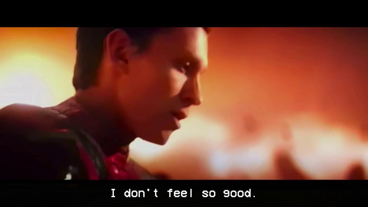 9c2987b12e Mr. Stark I Don't feel so good - YouTube