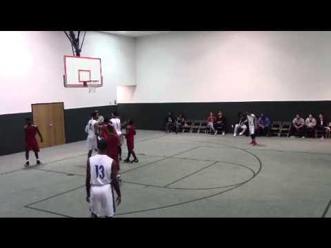Jamari Carter #33-Flint Academy