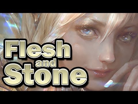 Flesh and Stone (Lux and Galio Story)
