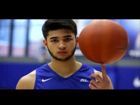 Creighton University, Kobe Paras feature on FOX College Sports