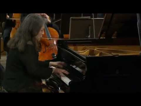 Schumann Piano Concerto, in A minor, OP. 54 Martha Argerich & Riccardo Chailly