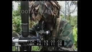 1993 - Somalia: Operation Restore Hope 250198-05   Footage Farm