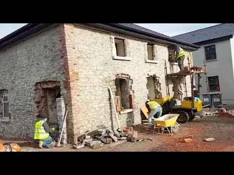 22/02/18 House Renovation, Agher,  Summerhill, Meath