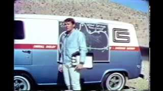 Carroll Shelby Goes Racing
