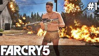 FAR CRY 5 Gameplay PL [#1] GOLASEK ze mnie /z Skie
