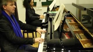 Classic FM Vaughan Williams' 'Fantasia on a Theme of Thomas Tallis' Mark Bebbington & Rebeca Omordia