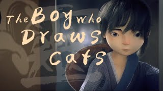 The Boy Who Draws Cats