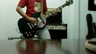 Matanza Cover - Mesa de Saloon (Guitarra)