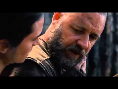 Noah Movie Official Trailer 2     Emma Watson Intro