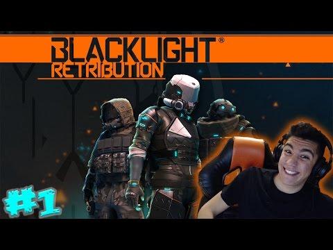 UN GRANDE RITORNO !!! -BlackLight Retribution #1- GamePlay ITA (PC)