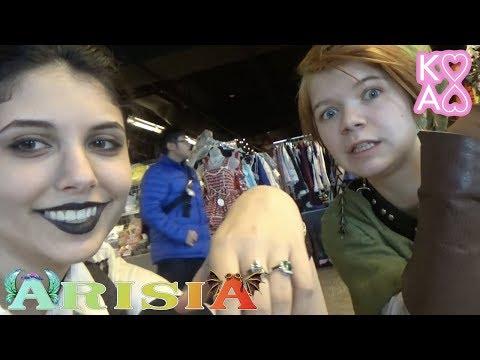 Arisia 2017 - Convention Vlog
