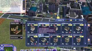 Sim City Societies. gameplay