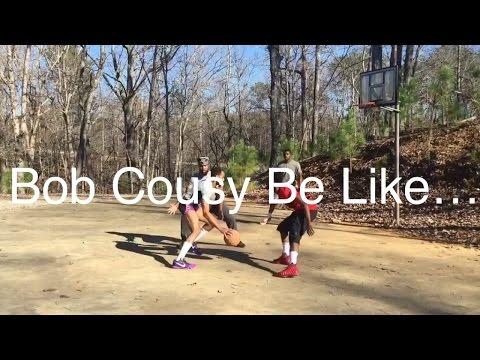 Bob Cousy Be Like…